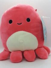 """SQUISHMALLOWS ~ Veronica the Octopus ~ 5"""" plush NEW with tags"""