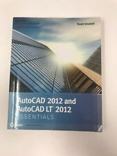 AutoCAD 2012 And AutoCAD LT 2012 Essentials Official Training Guide Paperback