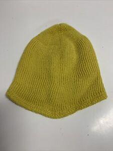 North Sea Clothing London Yellow Deck Hat Beanie