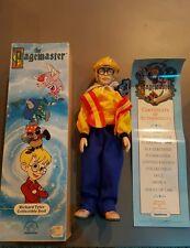 Applause The Pagemaster Richard Tyler Collectible Doll Macaulay Culkin 4232/5000