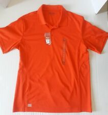 NEW WITH TAG FILA GOLF SHIRT SIZE L POPPY RED MSRP$40