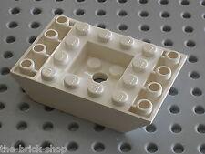 LEGO white Slope brick ref 30183 / Set 1351 8654 & star wars 7159 10019