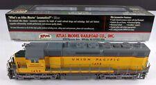Atlas Master Silver 9297 Union Pacific SDP35 Diesel Locomotive 1408 HO DCC Ready