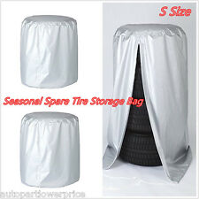 S Size Spare Wheel Cover Seasonal Protective Tyre Tire Storage Bag Car SUV Truck