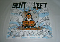 Bent Left – USS Awesome / Let Me Be Your Jesus LP Punk Rock