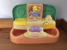 Vintage Playskool Spinning Ballerina My First Jewellery Box