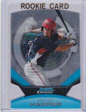 BRYCE HARPER RC Die-Cut INSERT ROOKIE CARD Bowman Chrome 2011 Baseball NATIONALS