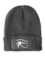 Egyptian Eye- Ancient Empire Unisex Winter Thinsulate Beanie Hat