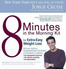 8 Minutes in the Morning Kit : For Extra-Easy Weight Loss by Jorge Cruise