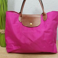 Longchamp Le Pliage Cabas Shopper in pink