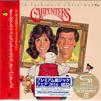 CARPENTERS-AN OLD FASHIONED CHRISTMAS-JAPAN MINI LP SHM-CD Ltd/Ed G00