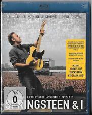 Blu-ray Bruce Springsteen `Springsteen & I` Neu/New  Docu + 6 Bonus Live Tracks