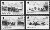👉 GIBRALTAR 2019 D-DAY LANDING in FRANCE MNH MILITARY, SHIPS, WWII (TOO CHEAP?)