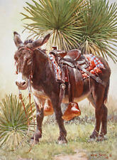 """At Your Service"" Wayne Baize Limited Edition Giclee Canvas"