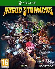 Rogue Stormers [Xbox One XB1, Region Free, Run N Gun Platform Action] NEW