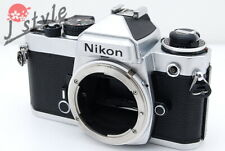 [EXC] Nikon FE Silver Body 35mm SLR Film Camera