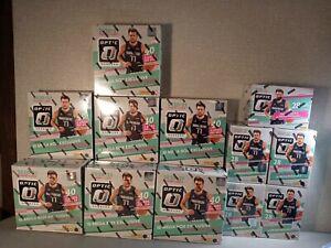 15 Box PYT NBA Break 2020-21 Panini Optic 10 Mega and 5 Blaster Boxes *READ*