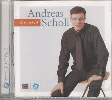 Andreas Scholl The Art of CD 071