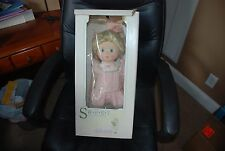 Gorham 19'' Doll COTTON CANDY from 1985 NRFB