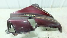 Yamaha XVZ 1200 XVZ1200 Venture front right side cover cowl fairing panel