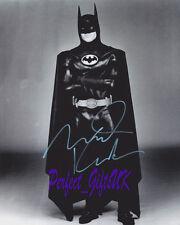Michael Keaton Batman Signed Autographed 10x8 Repro Photo Print