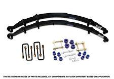Mazda BT-50 & Ford Ranger PX I- PX III 2011-on Formula 4x4 Rear Leaf Spring Kit