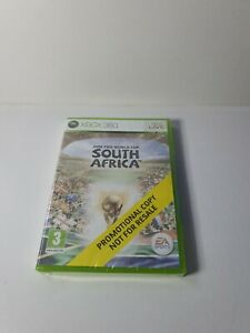 2010 FIFA World Cup South Africa (Microsoft Xbox 360) Game *NEW AND SEALED* Rare