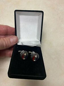 Pair of Eagle Scout Cufflinks