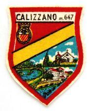 Toppa Patch Calizzano M. 647 cm 4,4 x 5,5