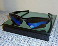 NEW OAKLEY 03-909 POLARIZED FLAK JACKET XLJ BLACK FRAME/G30 IRIDIUM SUNGLASSES