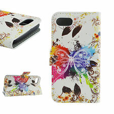 """Magnet Leather Phone Card Wallet Purse Case Cover For Apple iPhone 7 4.7"""""""