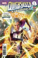 QuickSilver No Surrender #1 Martin Simmonds Main Marvel Comic 1st Print 2018 NM
