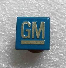 Rare pin badge GENERAL MOTORS UNITED STATES GM AUTOMOBILES screw