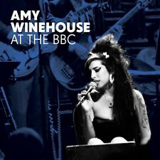 AMY WINEHOUSE CD + DVD At The BBC - 20 LIve Tracks performed  various BBC events
