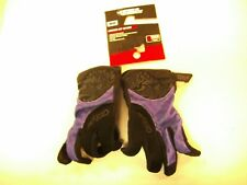 SPEED AND STRENGHT UNITED BY SPEED GLOVES MEDIUM PURPLE/BLACK CLOSEOUT