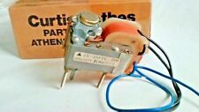 Vintage CURTIS MATHES Motor 2S-25FPL, #12080, 117v, NEW IN BOX, Old Stock, 1972!