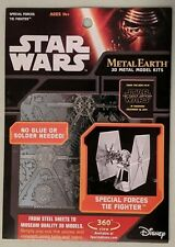 Metal Earth Star Wars: Special Forces Tie Fighter 3D Model Kit