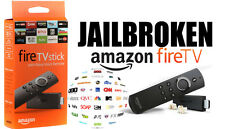 JAILBR0KEN Fire TV Stick w/ Alexa Voice Remote - 2nd Gen Quad Core - 17.3