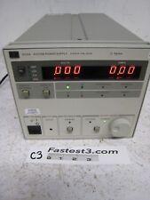 HP/ Agilent 6038A System Power Supply 0-60V/0-10A, 200W
