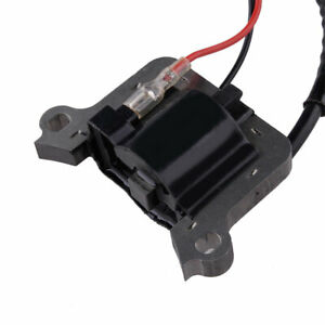 Ignition Coil for Chainsaw Strimmer Mower Brush 2 Stroke Engine Replacement Kits