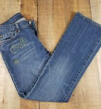 Seven For All Mankind Boot Cut Women's Jeans, Size 29 Inseam 31