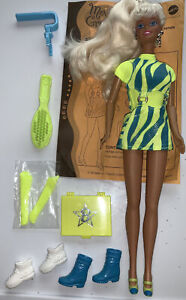 1997 Mattel Movin' Groovin' Barbie Complete Newly Unboxed (517)
