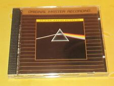 Pink Floyd - Dark Side Of The Moon - MFSL - 24kt gold CD
