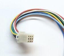 Kubota Tractor Radio Male 9 Pin Wire Harness Rtv 1100 Plug In Dash Stereo Rtv