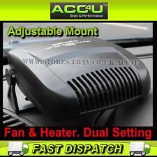 12 V 150 W de doble función coche furgoneta Invierno Caliente Calentador Enfriador De Aire Ventilador De Refrigeración De Verano &