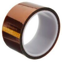 50mm X 100ft Kapton Tape High Temperature Heat Resistant Polyimide