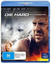 Die Hard With A Vengeance (Blu-ray, 2009)