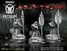 Hitech Miniatures - 28SF050 Incantator Daniael 28mm Warhammer 40k 40000