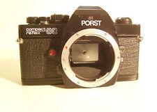 Porst Compact - reflex OC  Kameragehäuse
