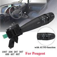 Interrupteur Clignotant Turn Signal AUTO pr Peugeot 1007 206 207 307 406 407 807
